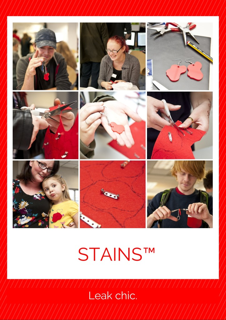 stains  workshop collage